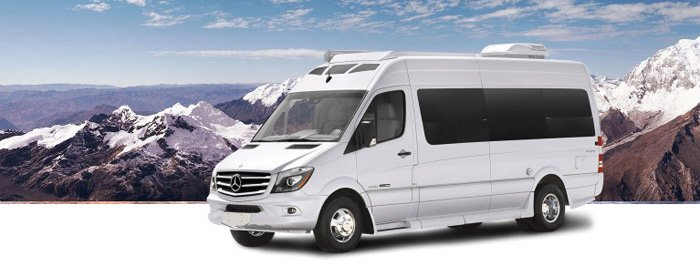 Our Mercedes Campervan Rental Fleet Mercedes Sprinter