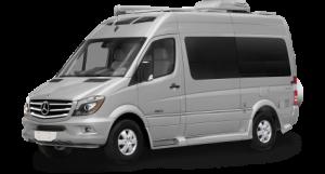 Compare Vehicle Features Mercedes Sprinter Camper Van Rental
