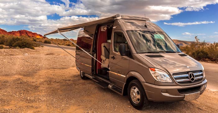 Why rent a Mercedes Campervan? - Mercedes Sprinter Camper ...