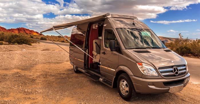 Why rent a mercedes campervan mercedes sprinter camper for Mercedes benz camper van rental