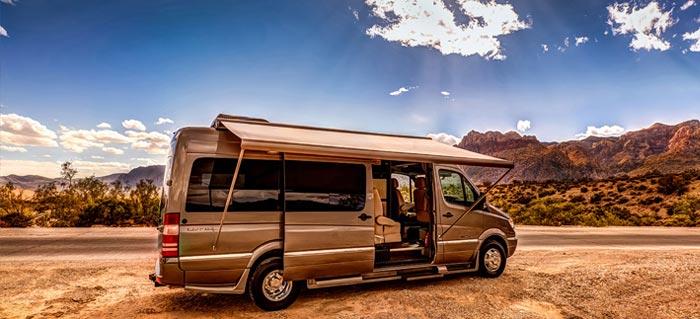 About Us - Mercedes Sprinter Camper Van Rental