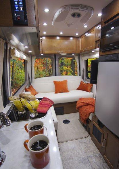 Our Mercedes Campervan Rental Fleet