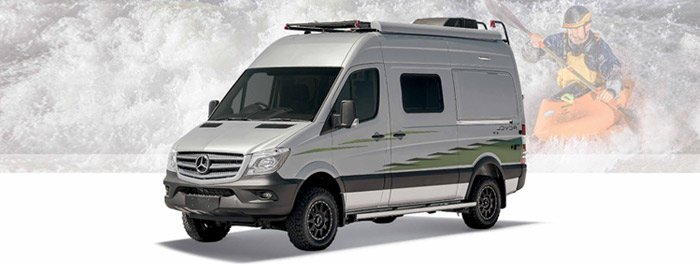 The True 4x4 RV Opens Up A World Of Possibilities