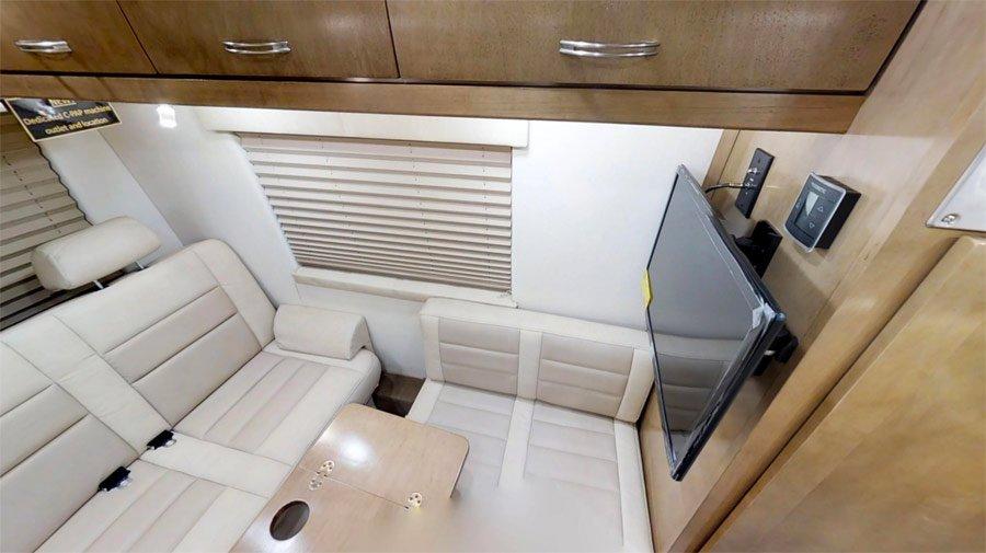 Our Mercedes Campervan Rental fleet - Mercedes Sprinter