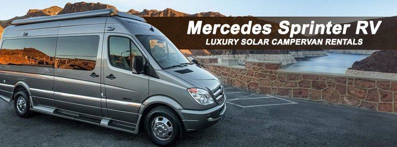 Mercedes Sprinter RV Rentals